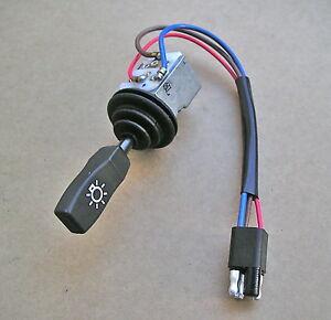 PRC3430 Lichtschalter Land Rover Defender bis Bj 98