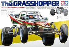 Tamiya 1:10 The Grasshopper 2005 ESC EP RC Car Buggy Off Road New Free Shipping