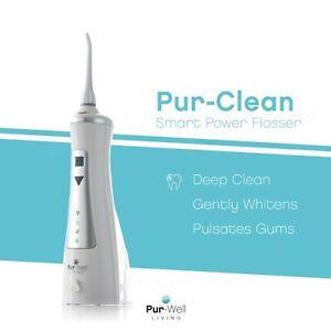 Pur-Well-Living-Pur-Clean-Smart-Power-Water-Flosser-Teeth-Water-Pick
