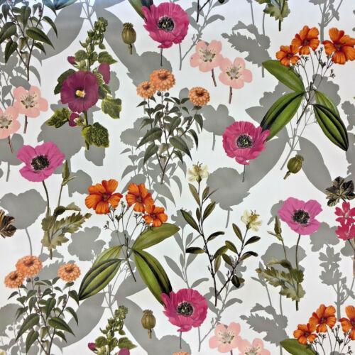 Toile Cirée Nappe Fleurs Herbes multicolores m19263 rectangulaire environ ovale