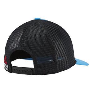 6687942bc03 Reebok Sport Reebok CrossFit Trucker Cap - Games men Headwear Blue ...