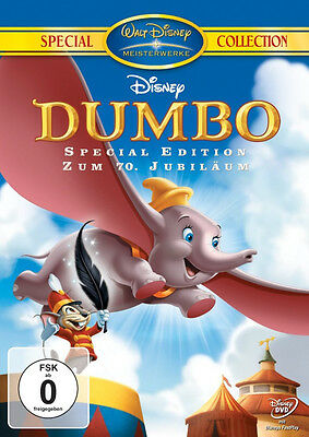 Dumbo - Special Collection (Walt Disney)                             | DVD | 010
