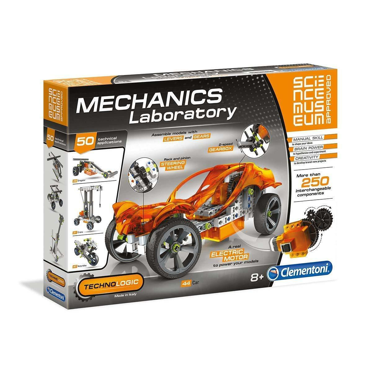 Mechanics Laboratory Lab Science Science Science & Play Toys by Clementoni 426b35