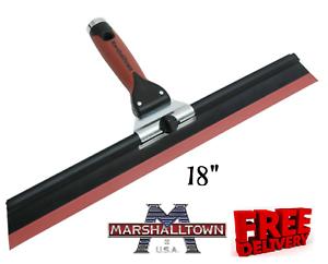 Marshalltown-18-034-Adjustable-Pitch-Squeegee-Trowel-Plastering-Skimming-Spatula