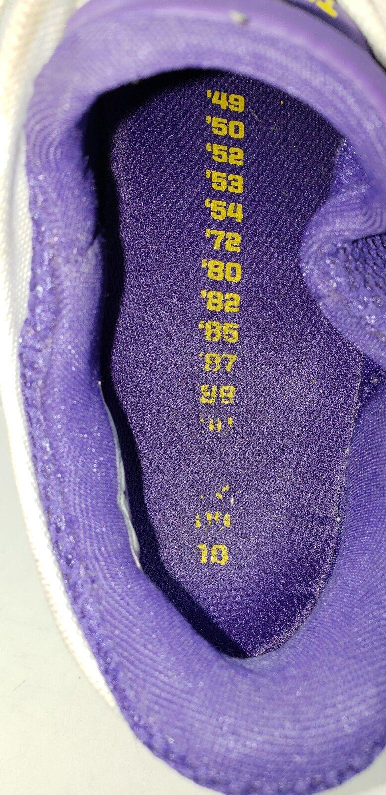 Nike Tri 360 360 360 Mens US 9 M Training Athletic Turnschuhe schuhe 454174-105 Weiß  O2 e0bd57