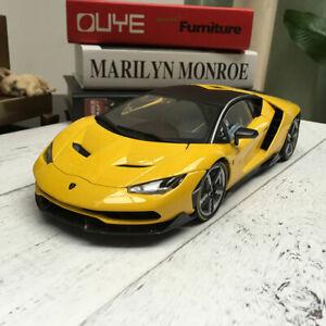 1-18-Maisto-Escala-Lamborghini-LP770-4-modelo-automovil-de-fundicion-estatica-Aleacion-Collection