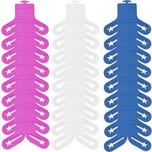 80 Stück Sockensortierer Sockenklammer Sockenclips Socken sortieren Socken Clips