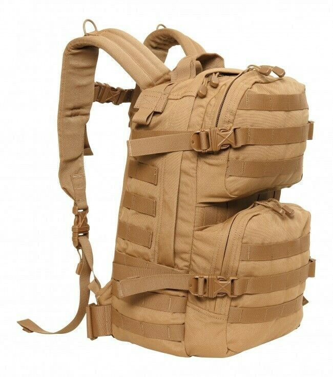 Spec. Ops T. H. E. Pack E. D.c. Coyote Marrón Hecho en USA