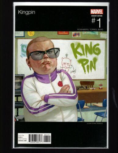 Kingpin #1 Hip Hop Variant NM New Unread