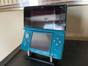 Nintendo 3DS - Aqua Blue For Parts