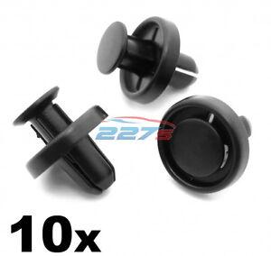 10x-8mm-Subaru-Wheel-Arch-Lining-Inner-Wing-Splashguard-Plastic-Trim-Clips