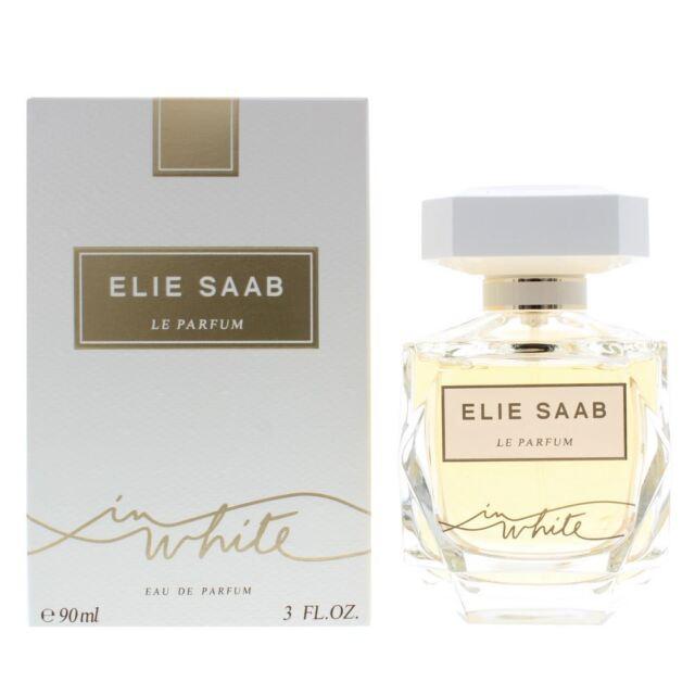 455dbe0f9c Elie SAAB Le Perfume in White 90ml Eau De Parfum EDP for sale online ...