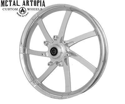 "30"" inch MAW-001 Custom Motorcycle Agitator Wheel for Harley Davidson"