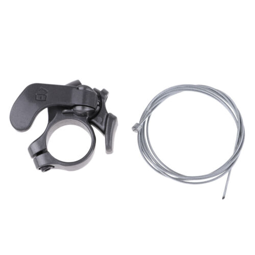 Bicycle Accessory Front Fork Remote Contorl Lockout Lever with Inner Cable