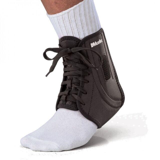 Mueller Sports ATF2 Ankle Support Premium Self Adjustable Brace Strap **SALE**
