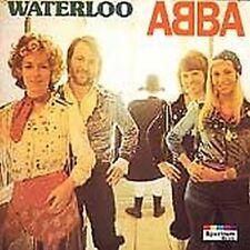Abba - Waterloo (1993 Karussell reissue) CD - fantastic Euro pop album