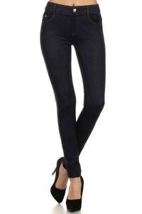 Ladies-Jeggings-Pants-Womens-Stretchy-Slim-Skinny-Fit-Denim-Jeans-Look-Casual-US