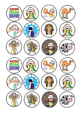 Print4you 24 Cake Toppers 4cm On Icing cupcake images Cleaner Cleaning inspired by Mrs hinch