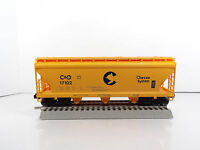 Lionel Standard O Scale Chessie System Acf Three Bay Hopper Item 6-17102