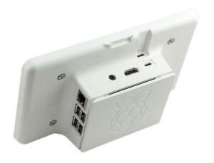 7-034-UFFICIALE-Raspberry-Pi-Custodia-Premium-Bianco-touchscreen