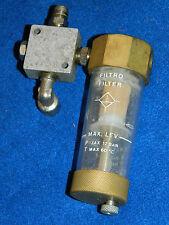 12 bar 60°C FILTRE à AIR filter FILTRO PRESSION BAR pressure