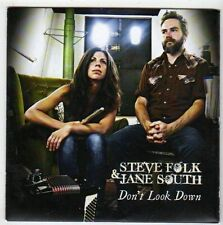 (EY986) Steve Folk & Jane South, Don't Look Down - 2014 DJ CD