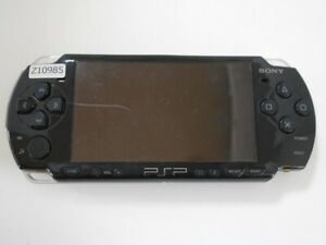 Z10985-Sony-PSP-2000-console-Piano-Black-Handheld-system-Japan-x-Express