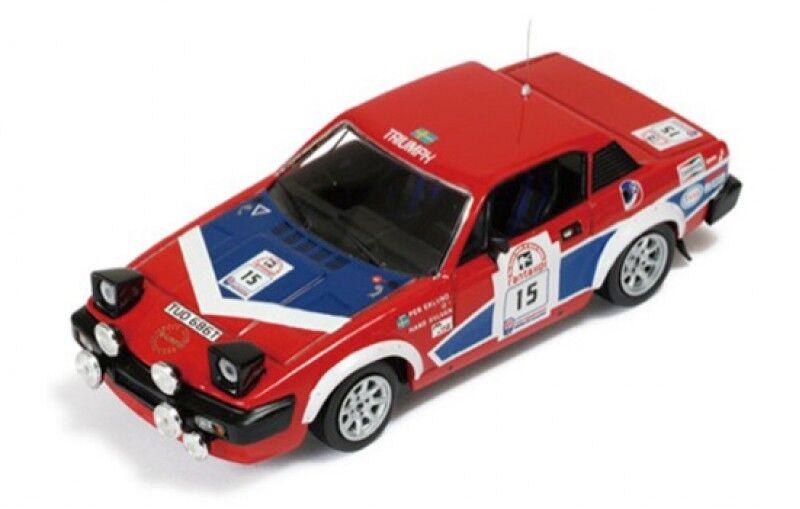 1 43 Triumph TR7 V8   Rally 1000 Lakes Finland 1980   Per Eklund