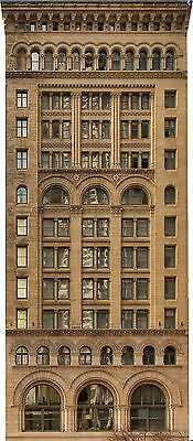 #256  N background building flat OLD OFFICE BUILDING #3 *FREE SHIPPING*