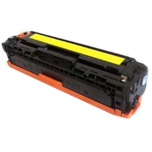 1PK CB542A Yellow Toner Cartridge 125A for HP Color LaserJet CP1515n CM1312mfp