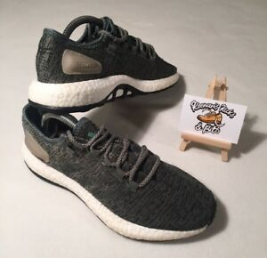 545a56560 Mens ADIDAS Pure Boost 2 Running Ultra Trainers UK 7.5  GYM VINTAGE ...