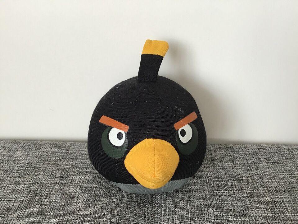 Bamser / Tøjdyr, Angry Birds
