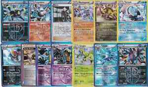 lot-de-10-cartes-rare-a-super-rare-reverse-Pokemon-neuves-Francaise-differentes