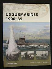 Osprey Book: US Submarines 1900–35  New Vanguard 175
