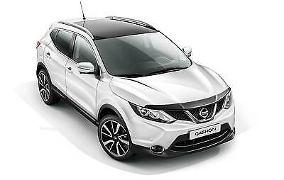 Genuine New Nissan Qashqai 2014 On Hood Deflector Genuine KE6104E000