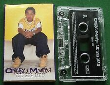 Omero Mumba Lil' Big Man Cassette Tape Single - TESTED