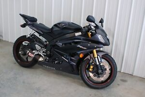Yamaha R6R  SickInnovations  Stunt crash cage NEW