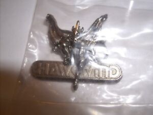 HAWKWIND -  GARGOYLE.  By Alchemy / Poker Rox of England.   Pin / Badge.