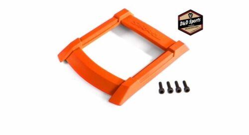 Traxxas 8917T Maxx Orange Body Roof Skid Plate