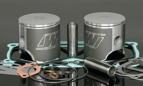 Gaskets RZR//S 800 08-10 *STD//80mm//11.2:1* Top End Rebuild Kit-Wiseco HC Piston