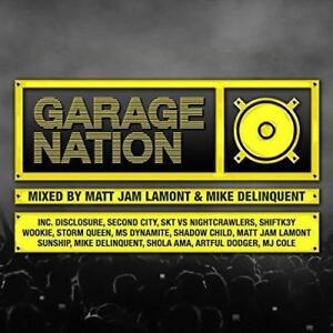 GARAGE-NATION-2014-Mixed-By-Matt-Jam-Lamont-3CDs-NEW-SEALED-Anthems-Disclosure
