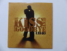 CD SINGLE Promo Mono titre UB 40 Kiss and say goodbye DEPDJ 59