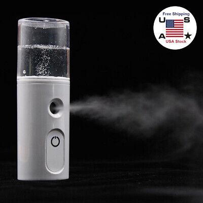 30ML Portable Home Car USB Mist Maker Diffuser Air Purifier Humidifier Hydrating