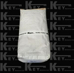 KEY ABRASIVES LTD Shot Blast Blasting Abrasive -Glass Bead (25kg,1tonne Pallet)
