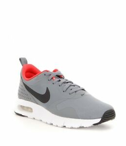 efc04d4497 ... discount code for nike air max tavas cool gray white orange boys  running shoes size 5.5