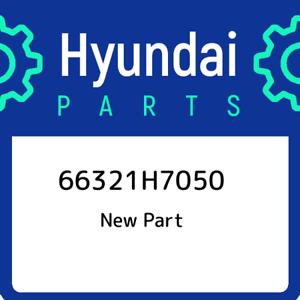 66321H7050-Hyundai-66321h7050-66321H7050-New-Genuine-OEM-Part