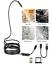 Endoskop Inspektionskamera Android Kabel 2M Kopfdurchmesser 7mm Wasserdicht Auto
