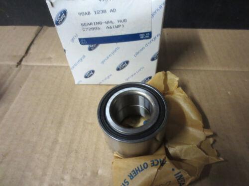 Ford Rear Wheel Hub Bearing ABS Models Below Part No 4154713