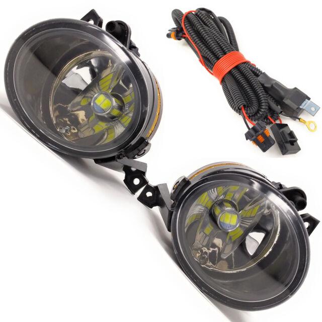 2pcs Fog Lamp Light For Polo Vento Sedan Saloon 2011