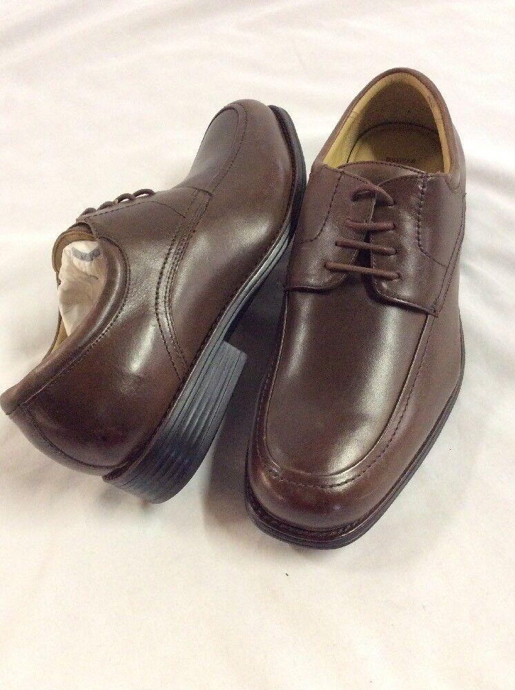 Johnston Murphy Scarpe Uomo's, Brown, size 9, Eur 42...J30